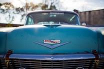 008 Boosted Bela 1956 Chevrolet Bel Air Custom Patina Ls3