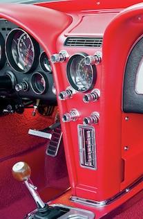 1967 Chevrolet Corvette Gauges
