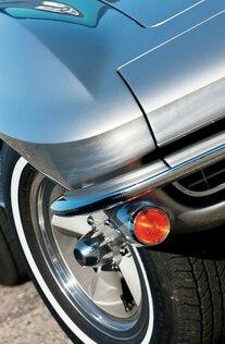 1966 Chevrolet Corvette Headlight