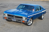 4 1971 Chevy Nova Yenko Tribute Front High View