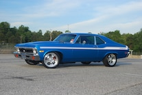 7 1971 Chevy Nova Yenko Tribute Side View