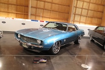 12 Lamay Americas Car Museum 1969 Camaro