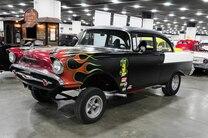 007 2016 Detroit Autorama 1957 Chevy Gasser