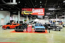 007 2016 Chicago World Of Wheels Camaro Display