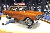040 Boston World Of Wheels Car Show