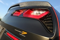 2014 Chevrolet Corvette Black Taillights