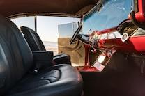 014 1956 Chevrolet Tri Five Red