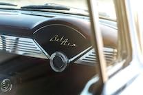 007 1956 Chevrolet Tri Five Red