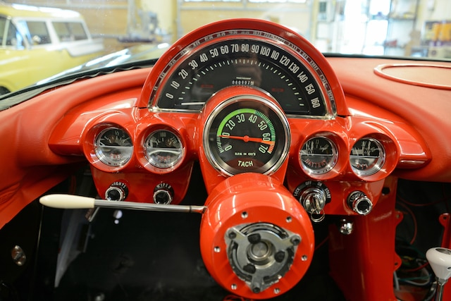 How to Renew the 1960 Corvette Gauge Cluster