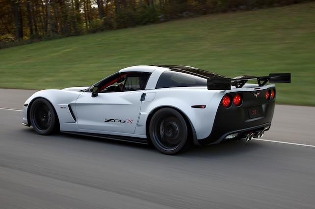 1 2010 Corvette Z06x Concept
