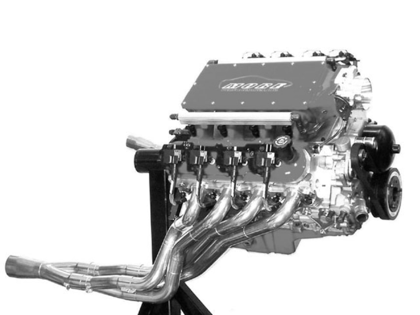 More Performance 427 LS6 Engine Intake Exhaust - GM High