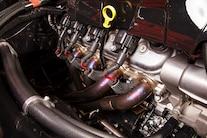 6 1969 Chevy Camaro Headers Coil Packs