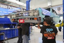 Week To Wicked Cpp Axalta Super Chevy Chevelle Day 2 Suspension Blueprint 427 Ls3 Install 138