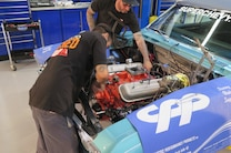 Week To Wicked Cpp Axalta Super Chevy Chevelle Day 2 Suspension Blueprint 427 Ls3 Install 124
