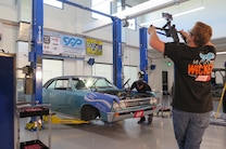 Week To Wicked Cpp Axalta Super Chevy Chevelle Day 2 Suspension Blueprint 427 Ls3 Install 121