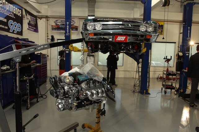 1967 Chevelle Week To Wicked Tools Preparation 002