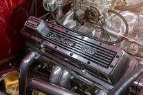 015 1956 Chevrolet Tri Five Red
