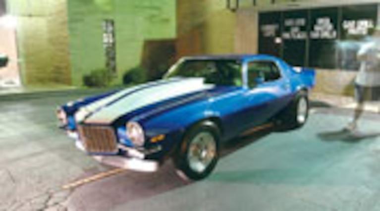 1971 Chevrolet Camaro - The Other Camaro