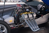 18 Jungle Jim 1970 Camaro Funny Car Engine