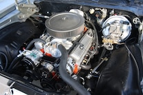 087 1973 Camaro Engine