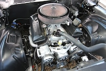 096 1972 Camaro Engine