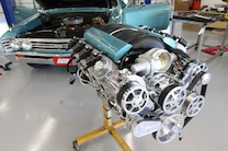 019 1967 Chevelle Week To Wicked 427 Engine Install