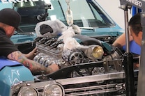 008 1967 Chevelle Week To Wicked 427 Engine Install