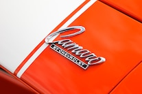 34 1969 Chevy Camaro Emblem