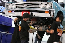 004 Week To Wicked Cpp Axalta Super Chevy Chevelle Remove Old Stock Suspension