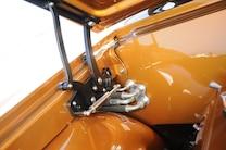 13 1966 Chevrolet Chevelle Hood Hinges