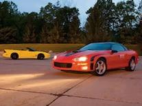 0809gmhtp 01 Pl Ls7 Chevy Camaro Lsx Pontiac Trans Am Camaro And Pontiac Photo