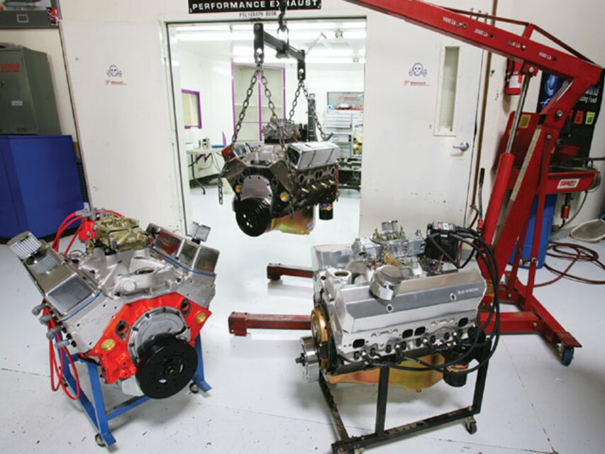Small Block Chevy Buildups - Chevy High Performance Magazine