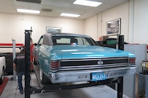 009 1967 Chevelle Week To Wicked 427 Engine Install
