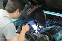 005 1967 Chevelle Week To Wicked 427 Engine Install