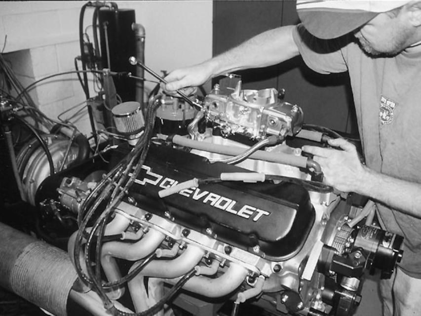 Chevrolet 396 Big Block - Super Chevy Magazine