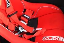 26 2013 Chevrolet Camaro Seat Harness