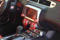28 2013 Chevrolet Camaro Interior