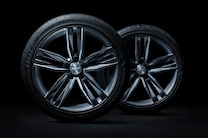 2016 Chevrolet Camaro Wheel Teaser