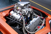 129 1972 Camaro Engine