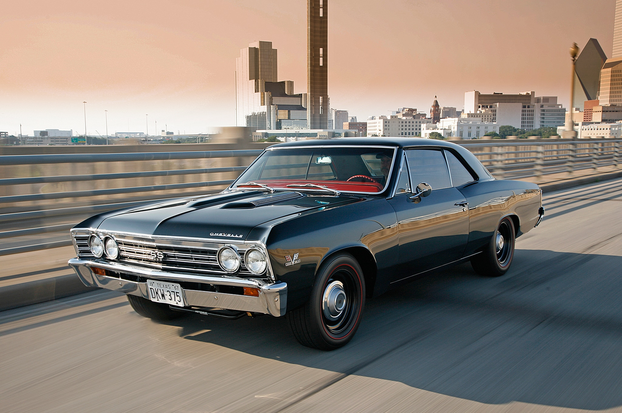 Here is an Amazing Sleeper-Style LS-Powered 1967 Chevelle
