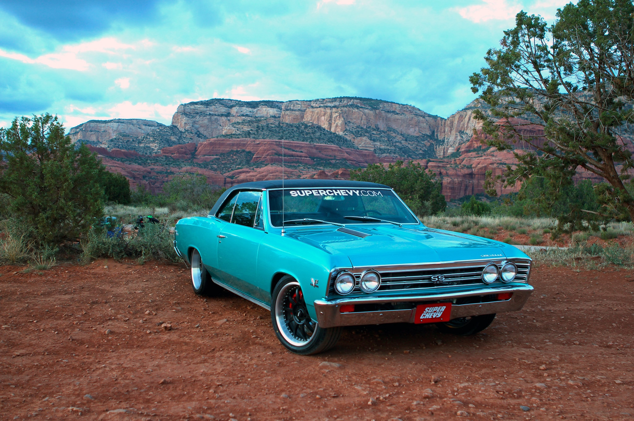 Week To Wicked Drive 1967 Chevelle Sedona