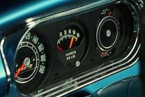 16 1963 Chevrolet Nova Gauges