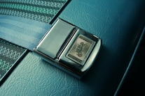 22 1963 Chevrolet Nova Seatbelt