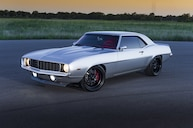 Javier Leclerc's 1969 Chevrolet Camaro is His Vision of Hot Rod