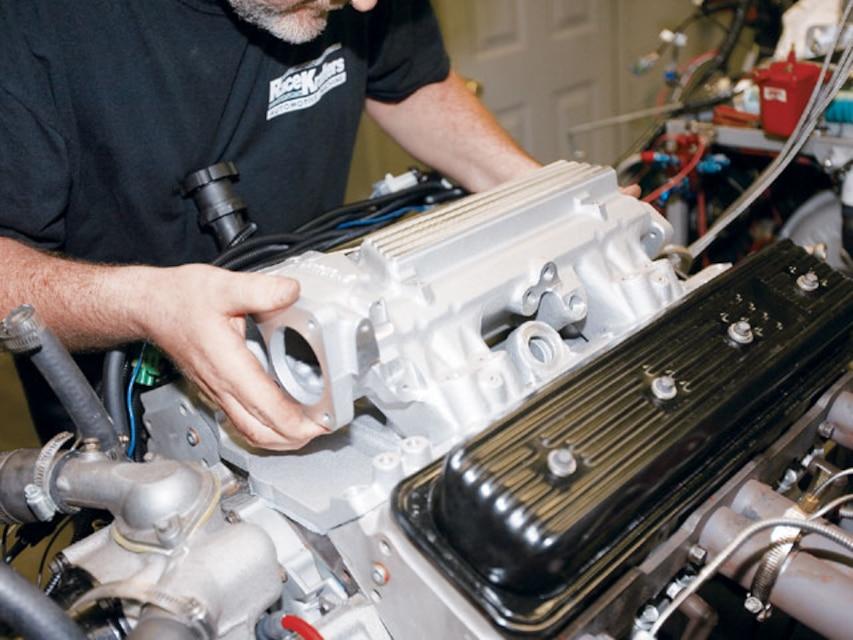 Edelbrock RPM Air Gap LT1 Intake Manifold Testing - GM High