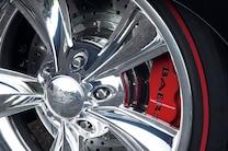 1963 Chevrolet Corvette Sting Ray Wheel