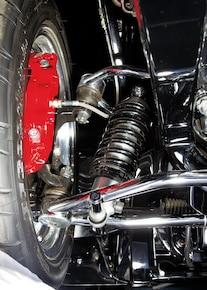 1963 Chevrolet Corvette Sting Ray Custom Suspension