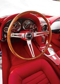 1963 Chevrolet Corvette Sting Ray Steering Wheel