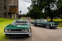 001 Need For Speed Rutledge Wood Top Gear 1968 Camaro