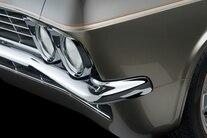 12 Sro 160500 1965 Chevrolet Impala Ridler